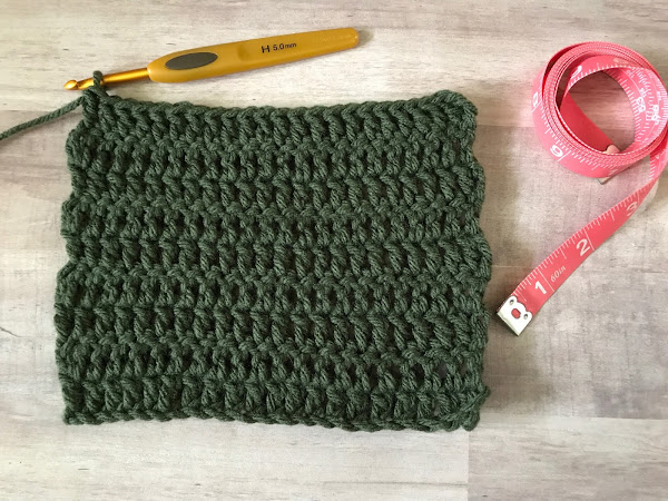 Crochet Tip: How to Check Your Gauge and Why it's Important