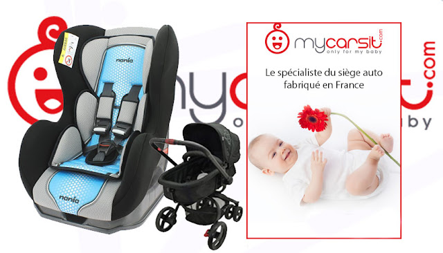 mycarsit puériculture made in france enfant bébé