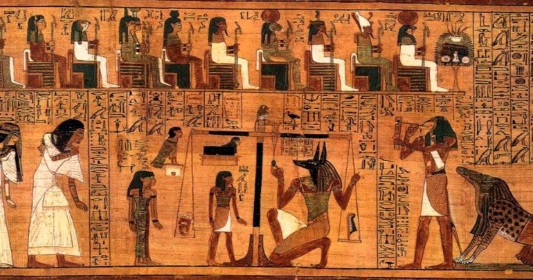an overview of the ancient egyptian culture