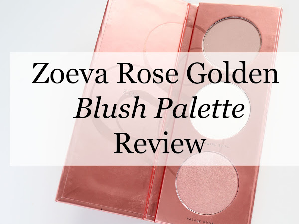 NEW Zoeva Rose Golden Blush Palette REVIEW + SWATCHES