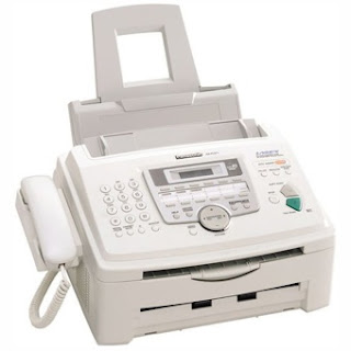 may fax panasonic kx-fl612