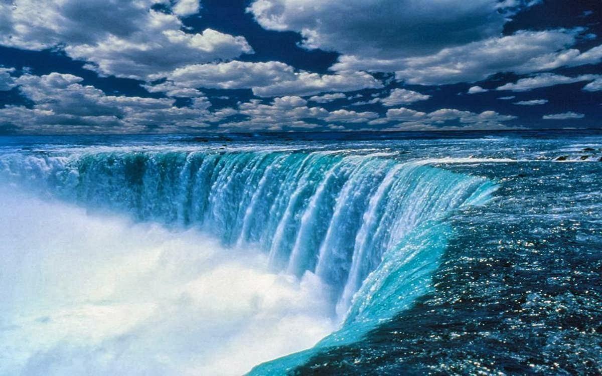 Fondos De Pantalla Grandes: Fondo De Pantalla Naturaleza Grandes Cascadas De Agua