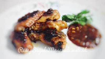 Resep BBQ Chicken Wings
