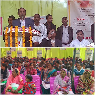 Dr DR Vishwakarma Organised Camp For Water Clean Uttar Pradesh