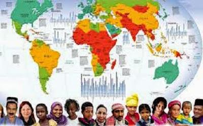 Países Con Mayor Población En el Mundo