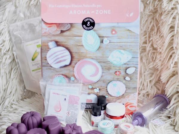 Coffret de Noël DIY par Aroma-Zone