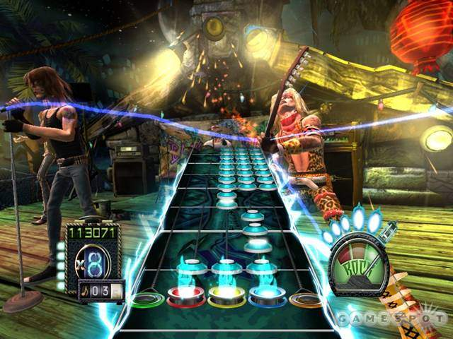 Guitar Hero 3 Legends of Rock PC Full Español Descargar Plus y Packs DLC