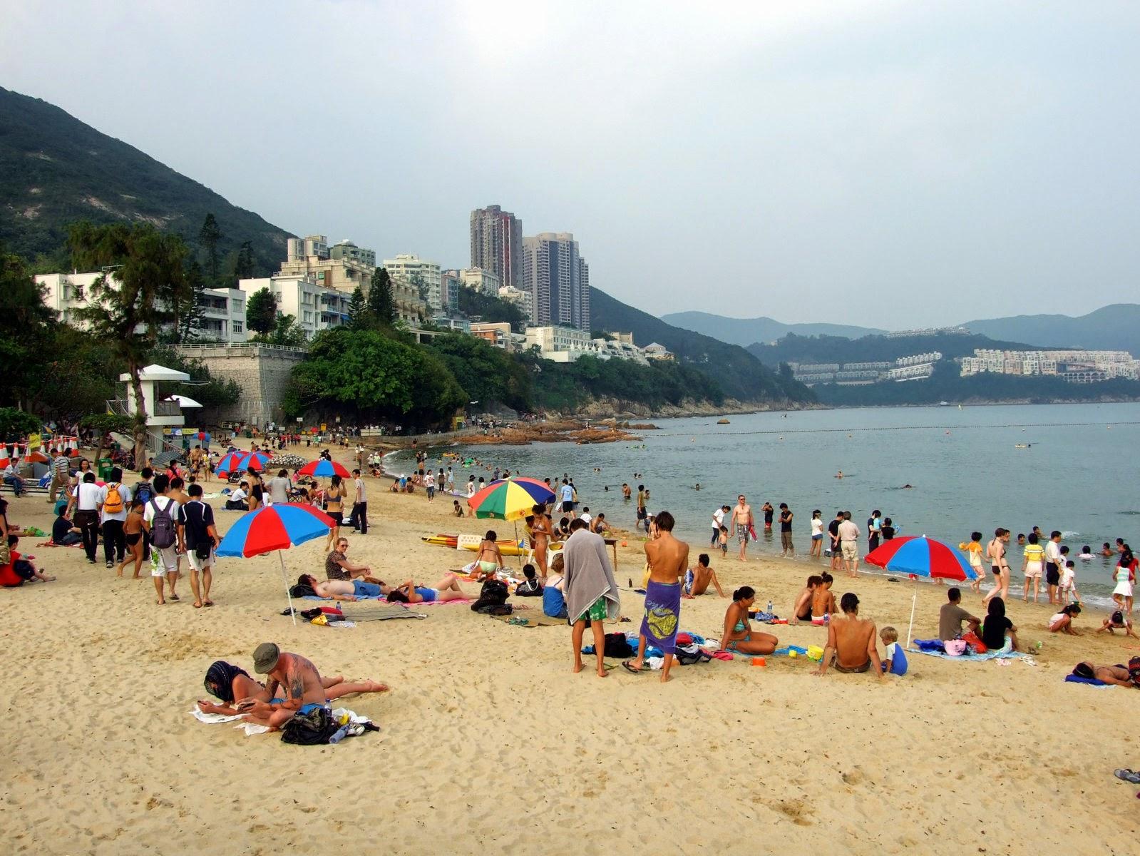 Stanley Beach Hongkong