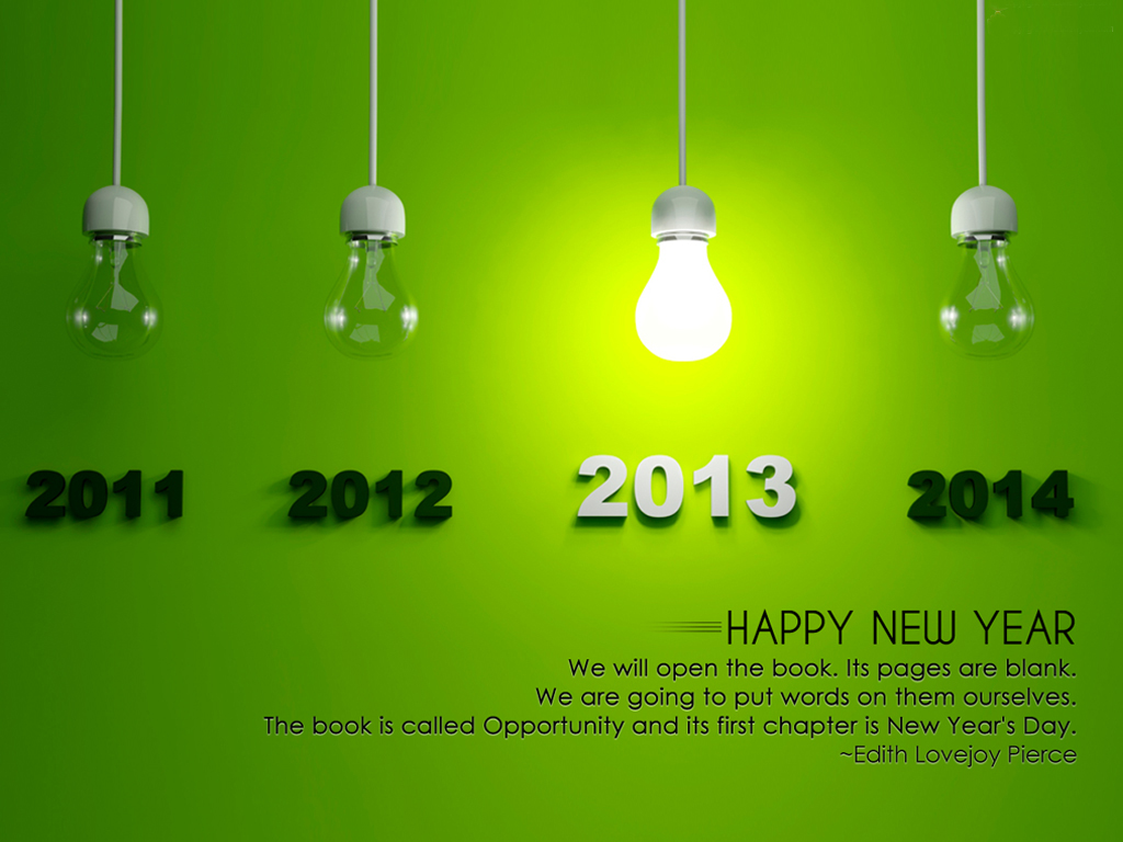 Happy New Year Sayings For Greeting Cards
