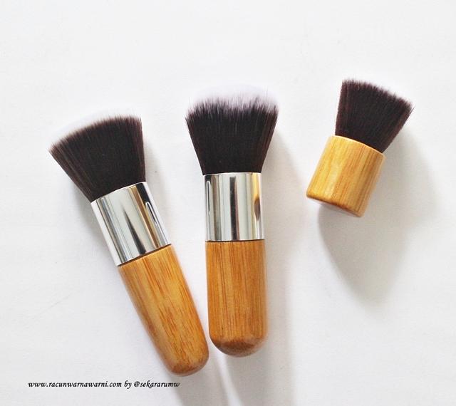 Kabuki Brush Set Bagus