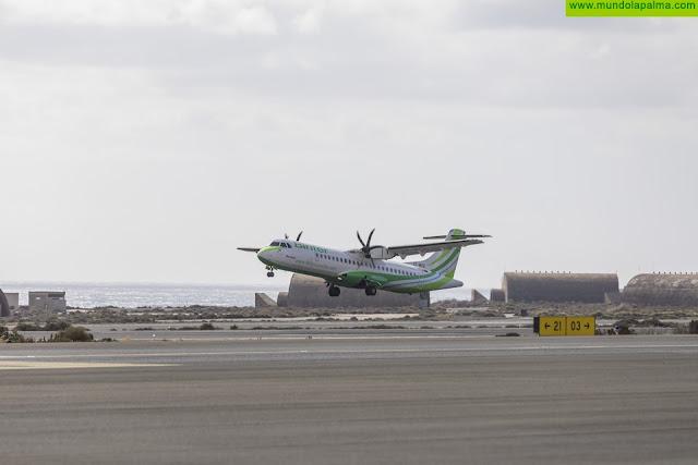 Binter retoma la conexión entre Canarias y Madeira en julio