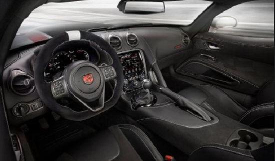 2018 Dodge Viper