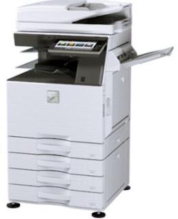 Sharp MX-M3570 Printer Driver & Software Downloads