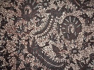 Batik bakaran motif Merak Ngigel 3bd96199a4