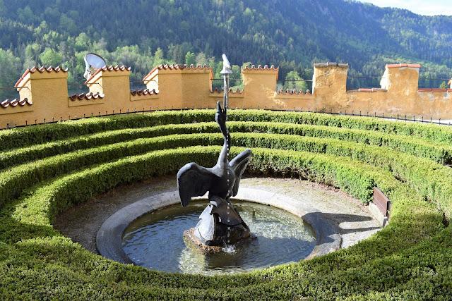 Il castello di Hogenschwangau