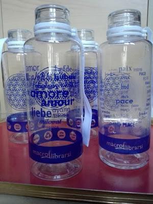Elle e Alli al Macrolibrarsi Fest: la borraccia per l'acqua gratis