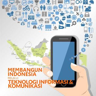 Membangun Indonesia Melalui ICT