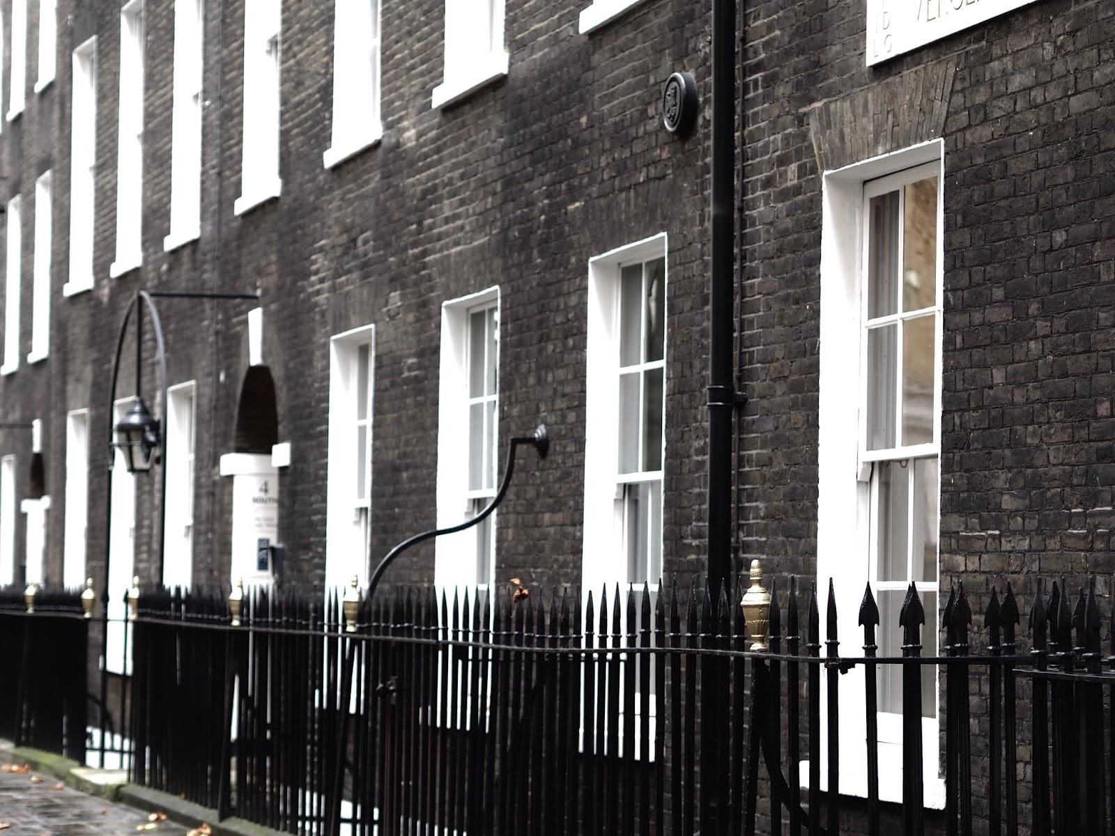 LONDON DIARY I. 13