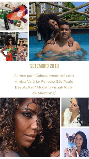 Retrospectiva 2018 -  Micheline Ramalho, Retrospectiva 2018,   Micheline Ramalho
