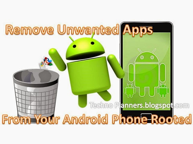 Uninstall System Default Apps on Android