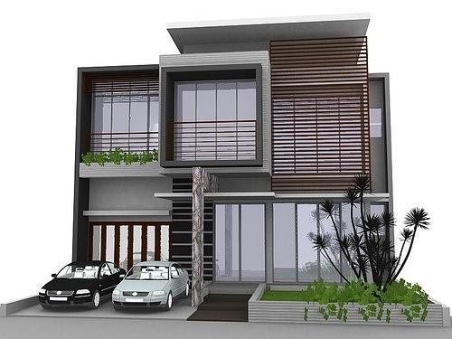 model rumah kecil minimalis 3