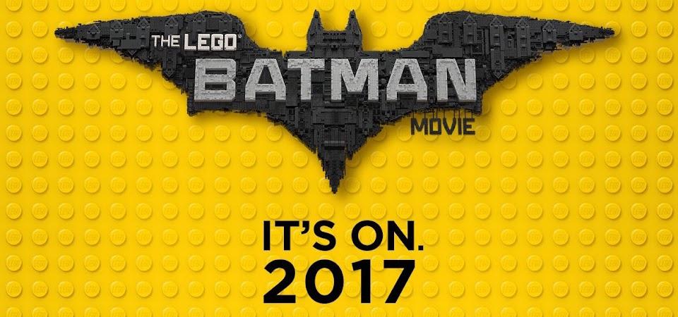 Lego Batman: la película