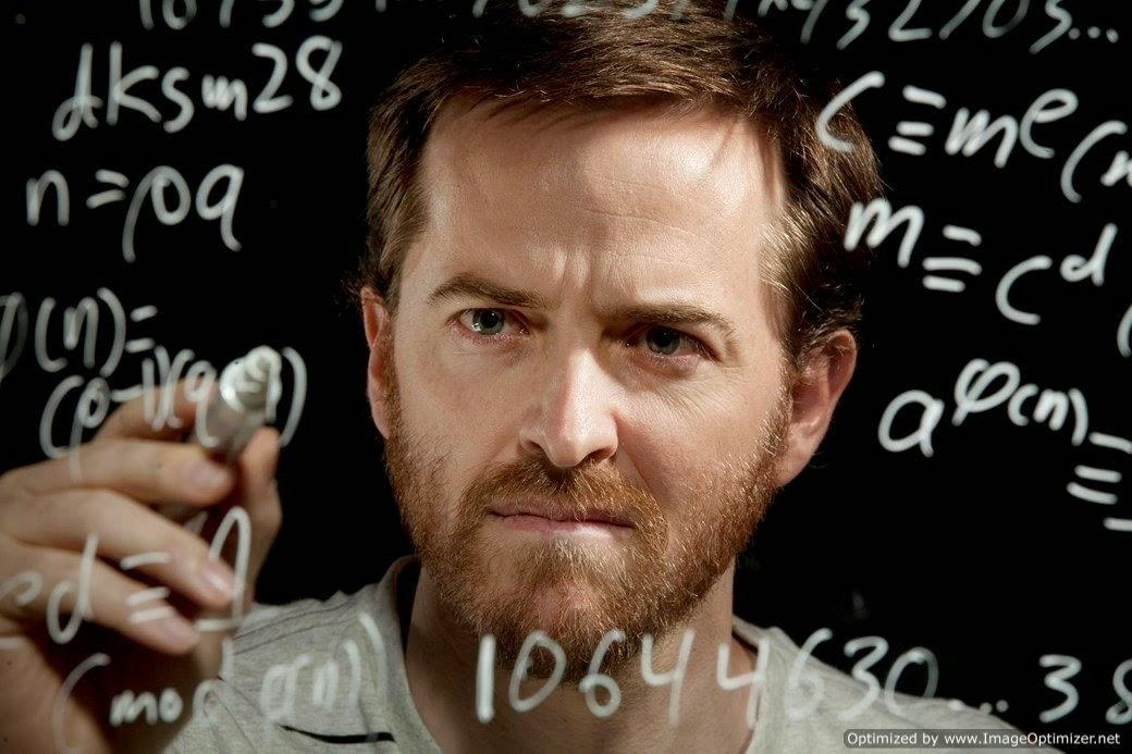 Matemático Zachary Harris