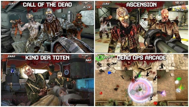 Games Android Free: Call of Duty Black Ops Zombies Android