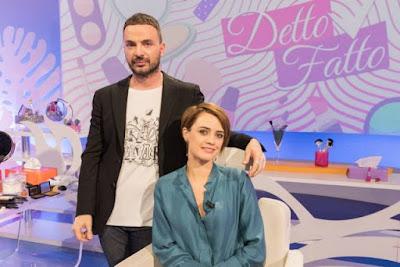 ''La Natalie'' dello spot Kinder Cereali del 2007, oggi in TV a Detto Fatto