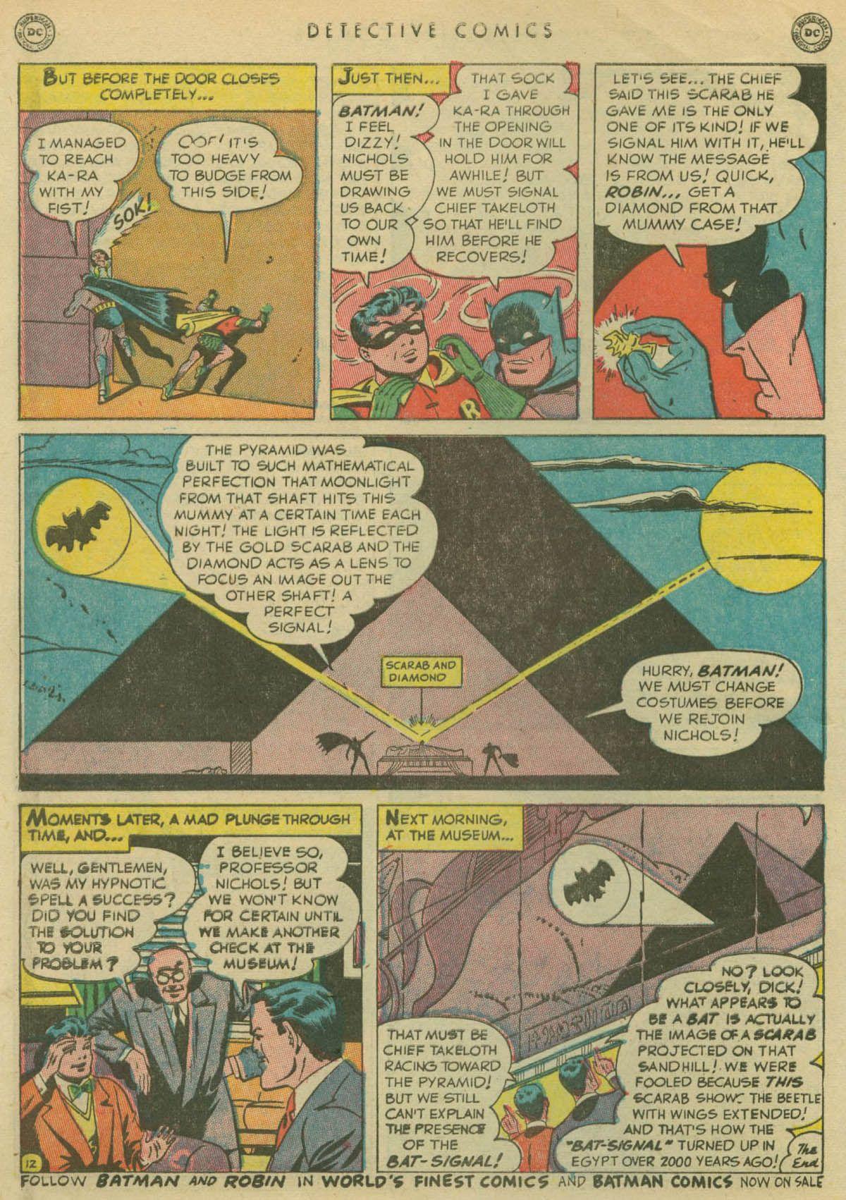 Detective Comics (1937) 167 Page 13
