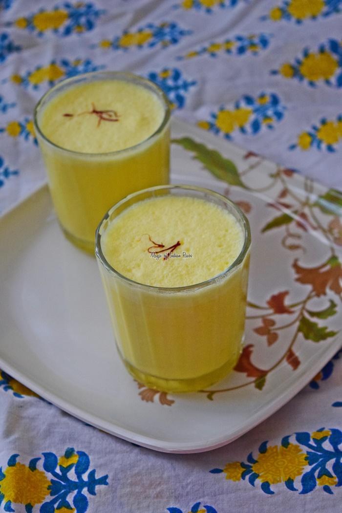 इंदौर स्पेशल शाही शिकंजी | Indore Special Shahi Shikanji Recipe in Hindi - Priya R - Magic of Indian Rasoi