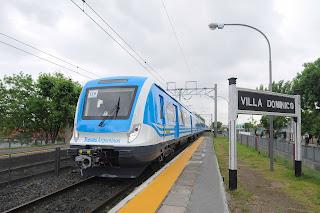 La Extensión del Tren Eléctrico se posterga para Febrero