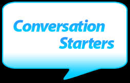 Meal Time Conversation Starters