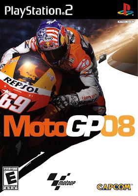 Moto GP 08 (PS2) 2008