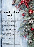 Milnarski advent 2018. Milna Božićne slike otok Brač Online