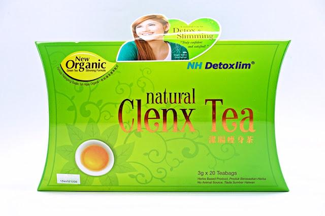 kelebihan clenx tea