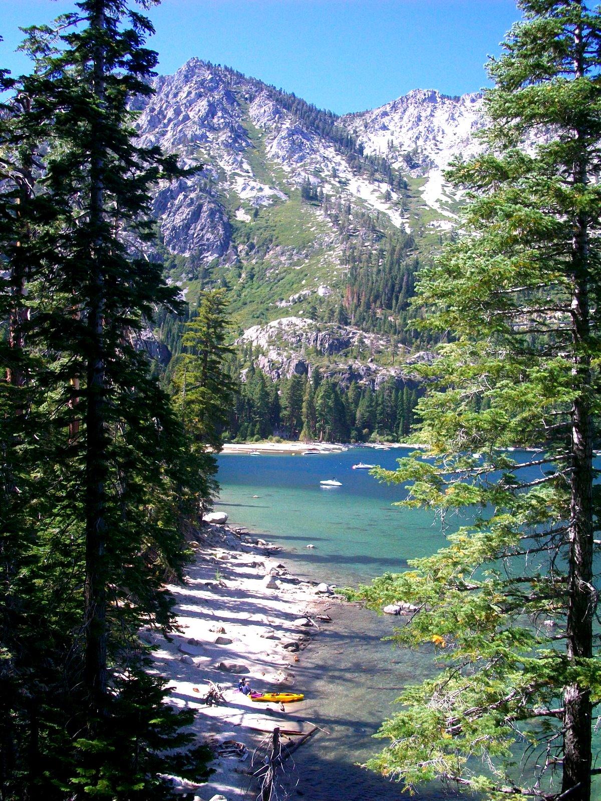Lake Tahoe Summer Getaway: Yam Kan Travel: Lake Tahoe In Summer