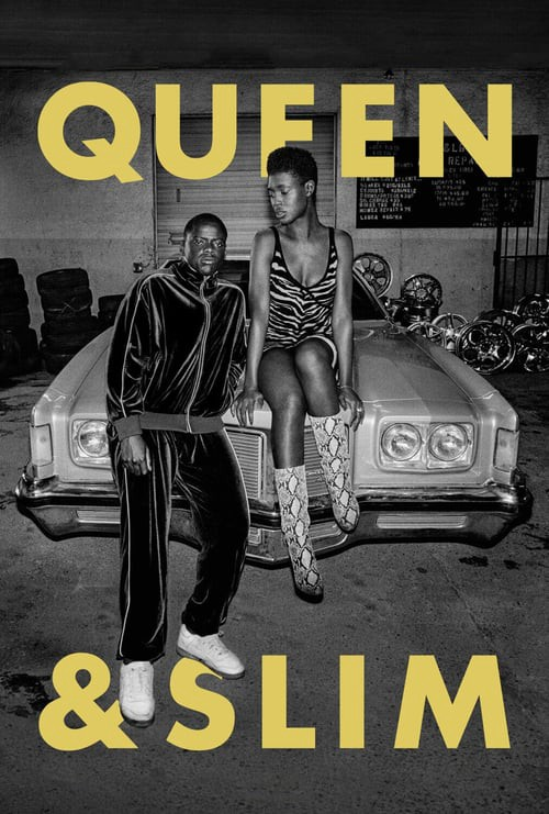 Queen & Slim (2019) English 350MB WEB-DL 480p ESubs
