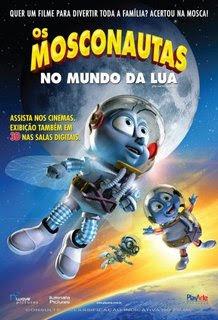Baixar Filme Os Mosconautas no Mundo da Lua Dublado Torrent