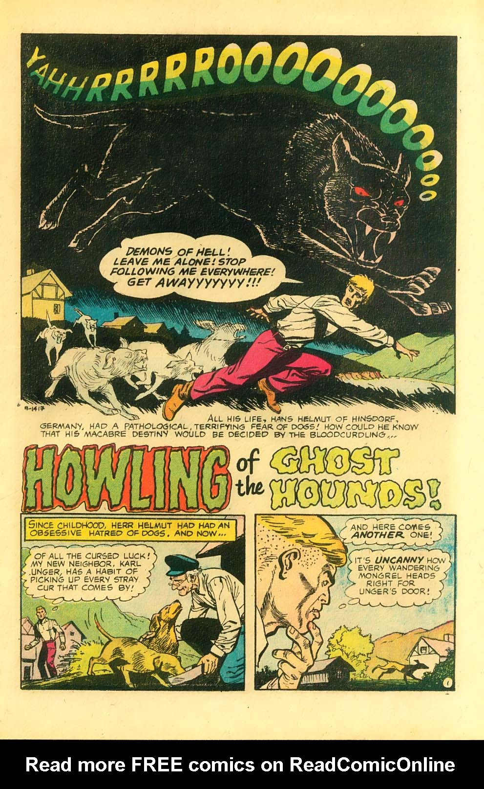Read online Ghosts comic -  Issue #29 - 11