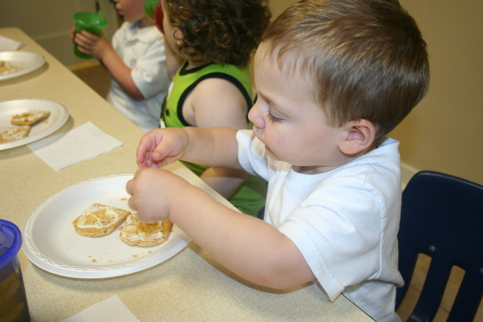 Blessings For Bible School Teachers 10 Commandments Snack