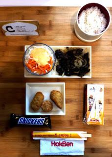 Bento Ramadan C jadi menu baru dari HokBen