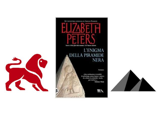 L'enigma della piramide nera: un mistero per Amelia Peabody