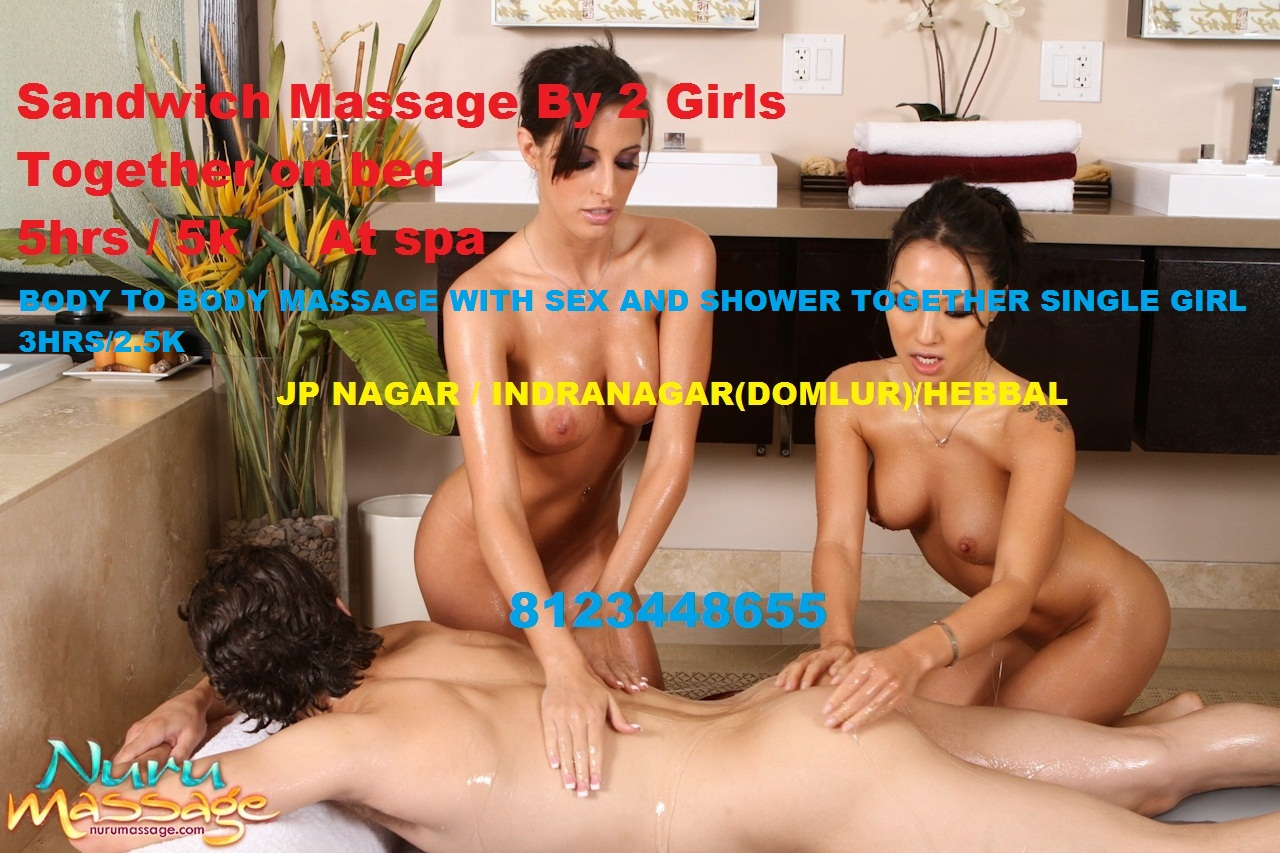 Female To Male Body To Body Massage In Bangalore-3165
