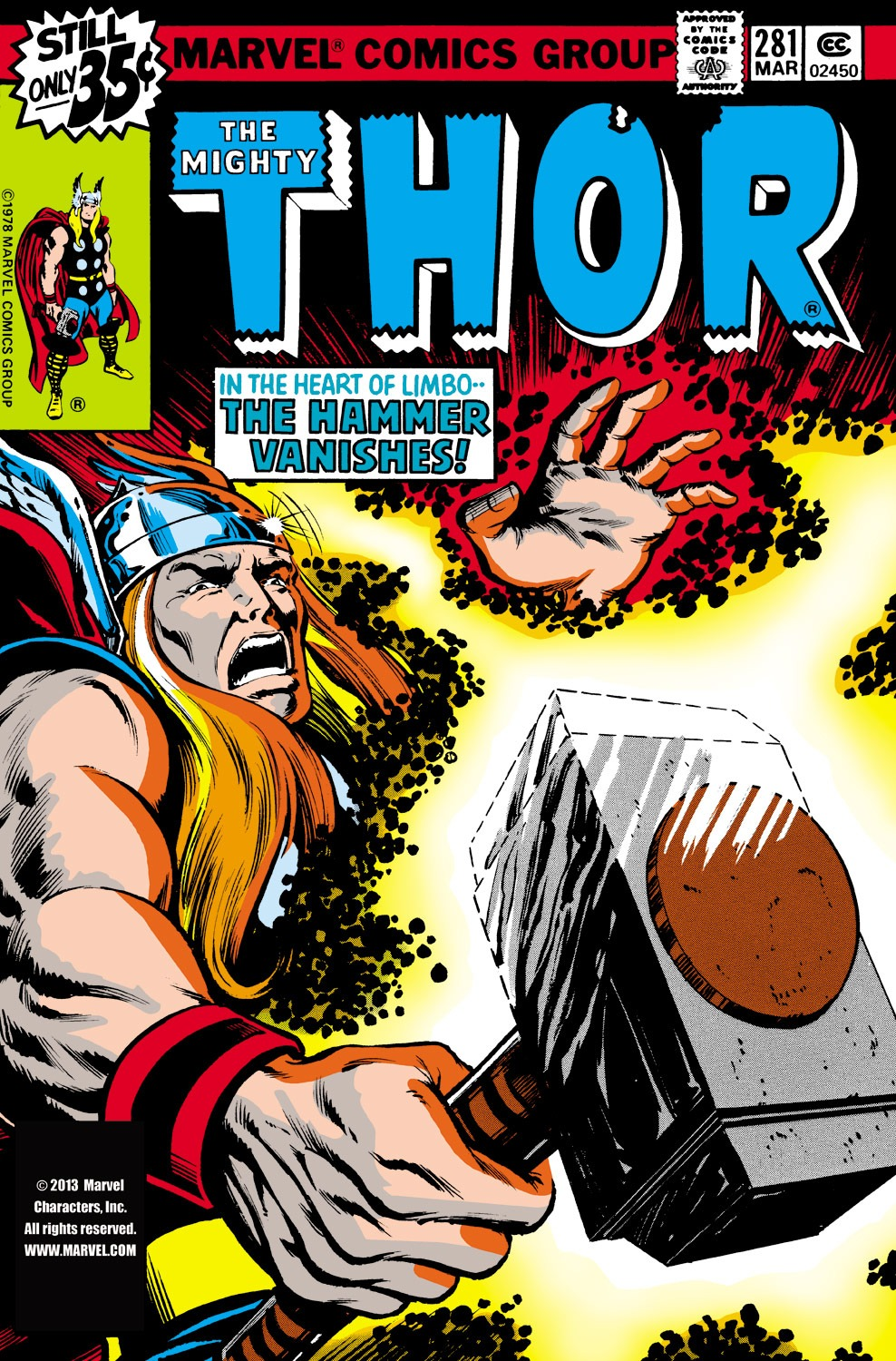 Thor (1966) 281 Page 1