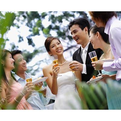 Ý tưởng tổ chức đám cưới đơn giản nhưng vẫn sang