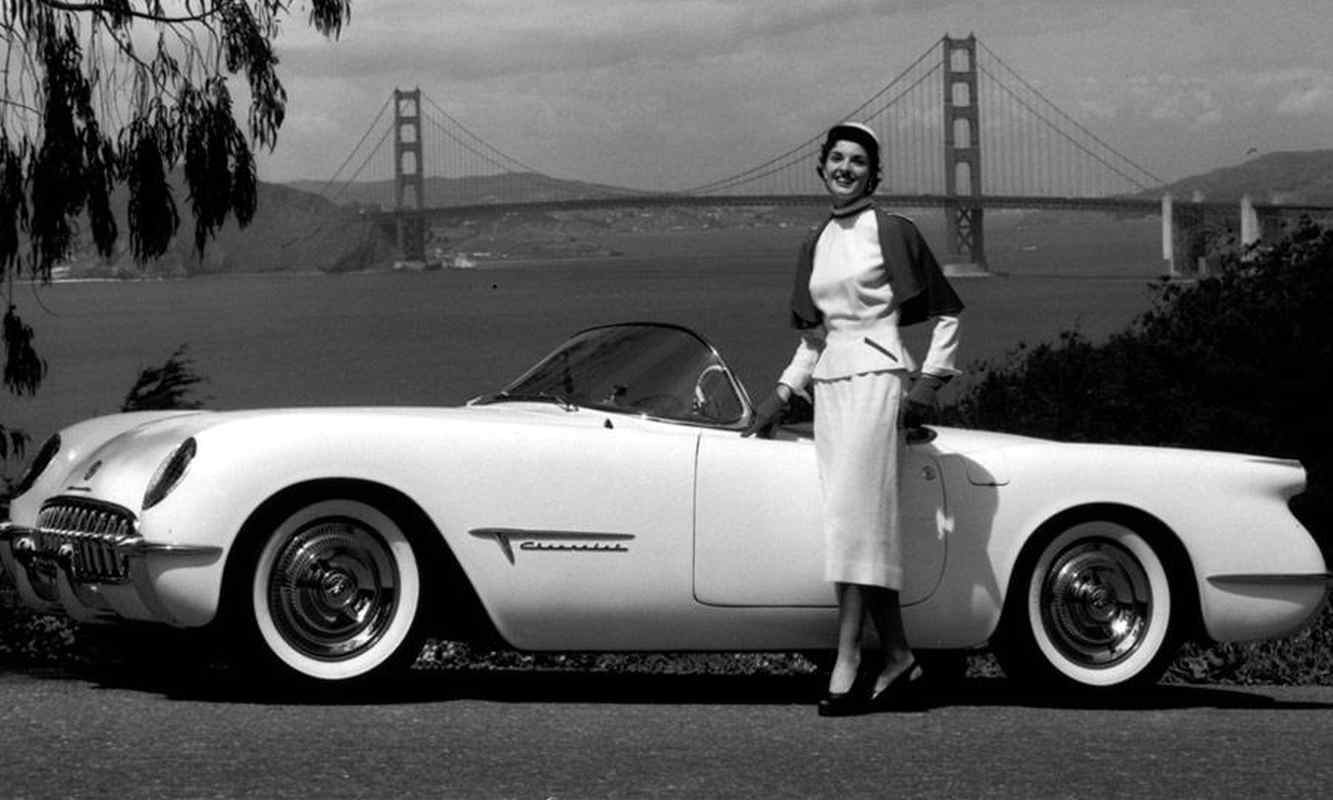 Retro Kimmer S Blog The First Corvette Was Assembled In