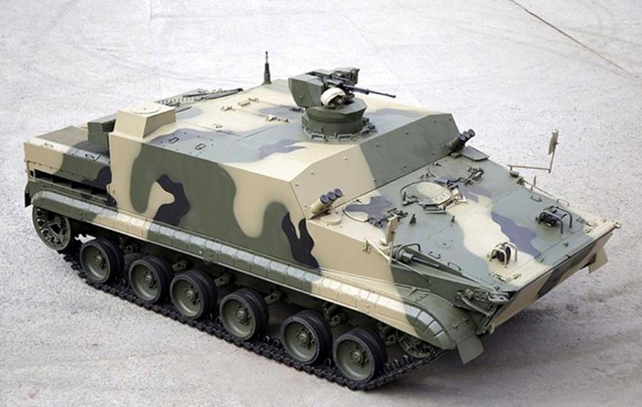 Tank Amphibi BT-3F