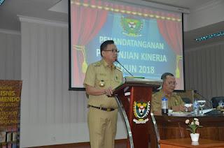 Pemkab Muara Enim, Menjadi Kabupaten Indeks Kinerja BB
