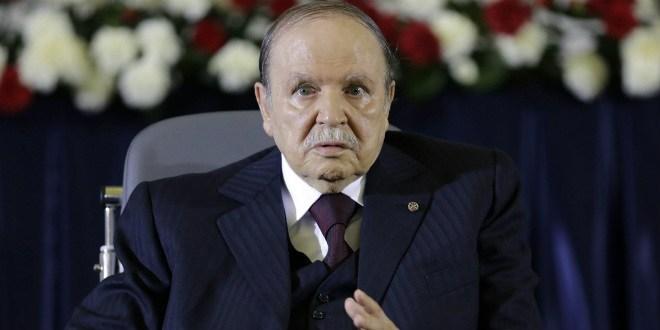 الرئاسة الجزائرية تعلن استقالة بوتفليقة قبل هذا التاريخ